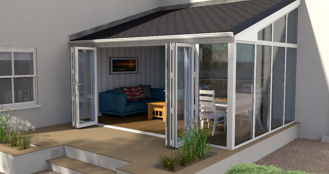 Tiled Conservatory Roof Cost >> Lean-To Conservatory Maidstone | uPVC Conservatories Kent