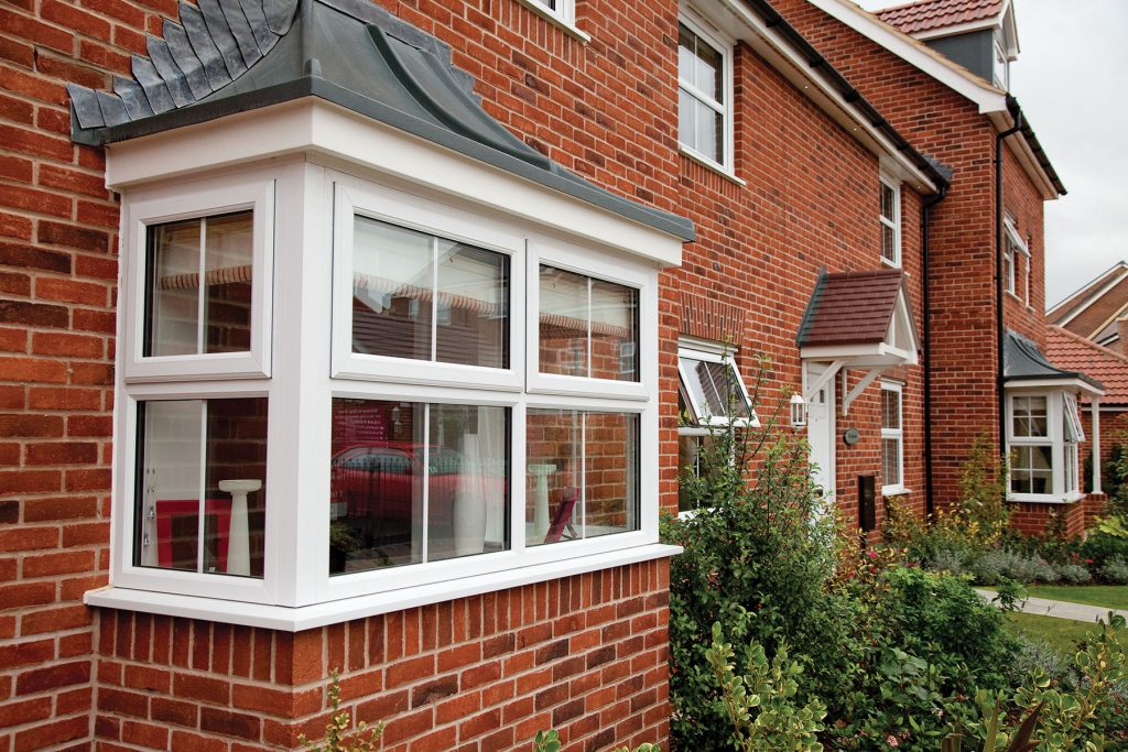 Home Windows bay upvc
