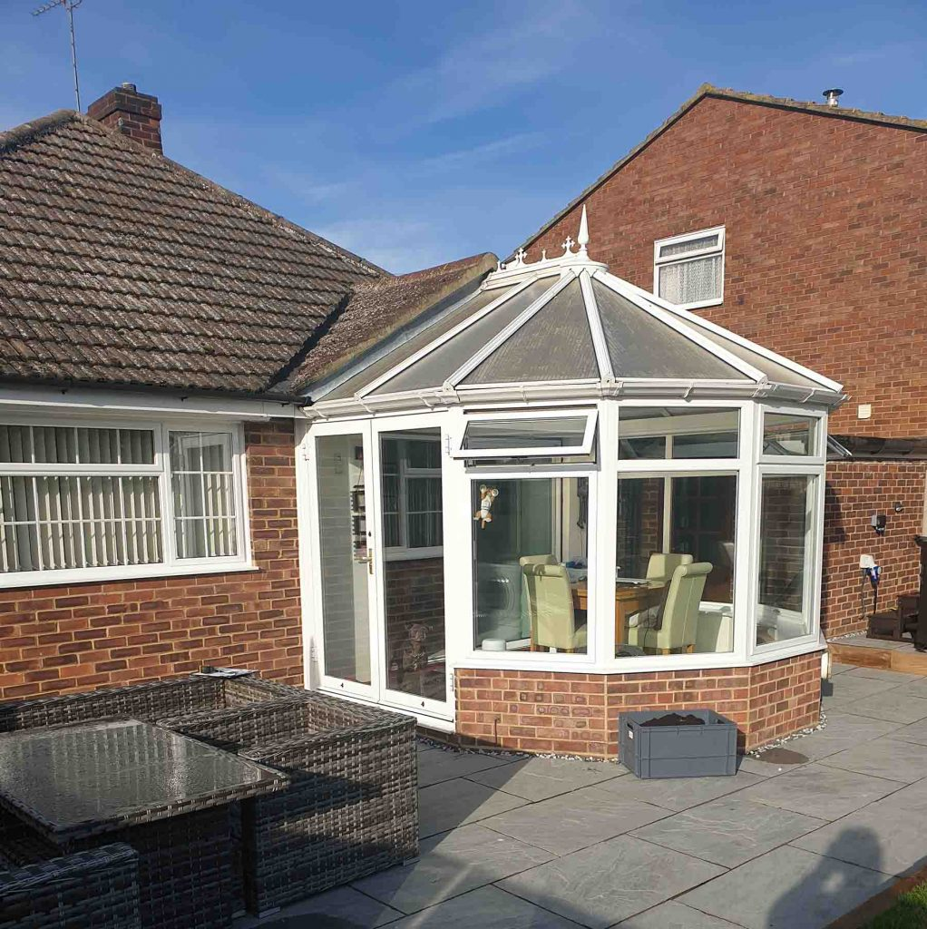 Small Victorian Conservatory